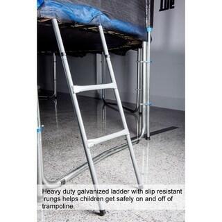 ExacMe Trampoline Ladder