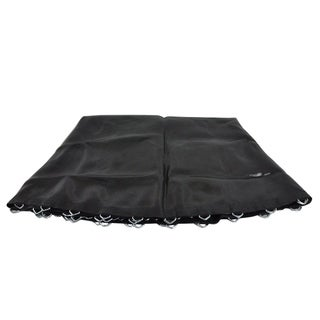 "Weatherproof 10.4ft Jumping Mat for 12' Trampoline 6"" Spring 72Ring"
