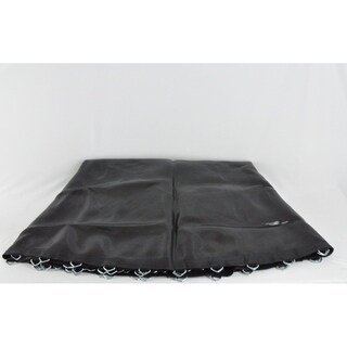 """Weatherproof 11.4ft Jumping Mat for 13'Trampoline 6.5"""" Spring 84Ring (As Is Item)"""