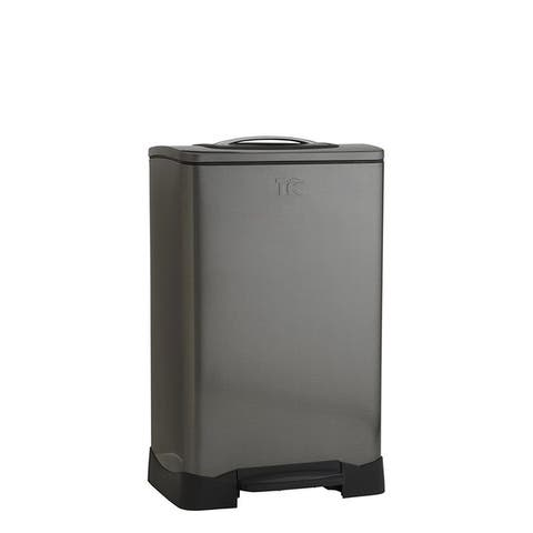 TK10XL Trash Krusher 50 L Trash Can Compactor