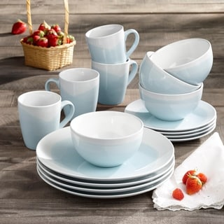 Oasis 16-piece Dinnerware Set (Service for 4)