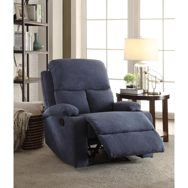Acme Furniture Rosia Linen Recliner in Multicolor - Free Shipping Today - Overstock.com - 20711373  sc 1 st  Overstock & Acme Furniture Rosia Linen Recliner in Multicolor - Free Shipping ... islam-shia.org