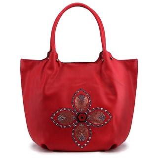 MKF Collection Maureen Stylish Handbag by Mia K. Farrow