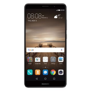 HUAWEI Mate 9 64GB Unlocked GSM 4G LTE Octa-Core Phone w/ 20MP + 12MP Camera