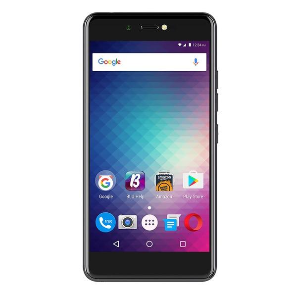 BLU Studio Selfie 2 S250Q Unlocked GSM Dual SIM Quad-Core Android ...
