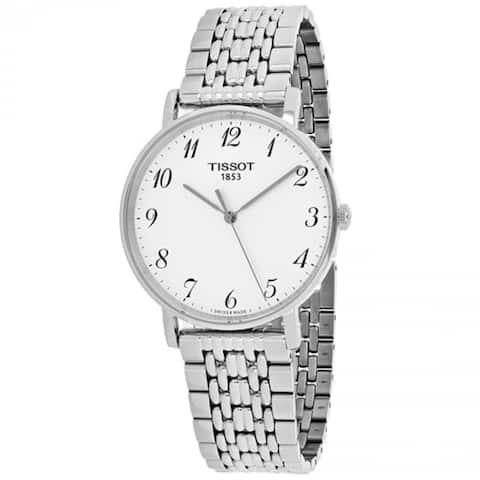 Tissot T-Classic T1094101103200 Men's Silver Dial Watch