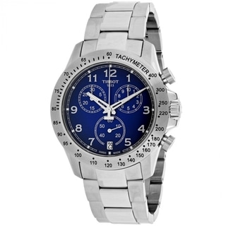 Link to Tissot V8 T1064171104200 Men's Blue Dial Watch Similar Items in Men's Watches