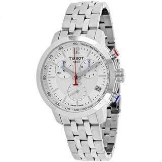 Tissot PRC 200 NBA T0554171101701 Men's Silver Dial Watch