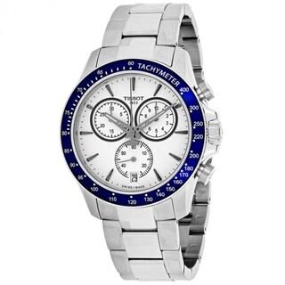 Tissot V8 T1064171103100 Men's White Dial Watch