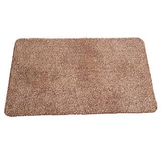 "Magic Absorbent Fast Drying Non-slip Clean Step Door Mat (1'6"" x 2'4"")"