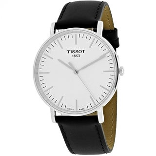 Tissot Everytime T1096101603100 Men's Silver Dial Watch