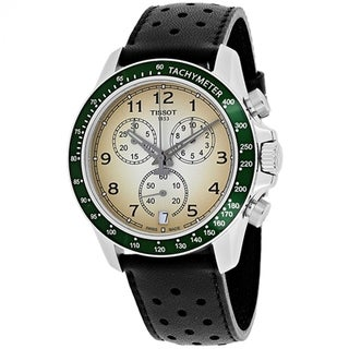 Tissot V8 T1064171603200 Men's Brown Dial Watch