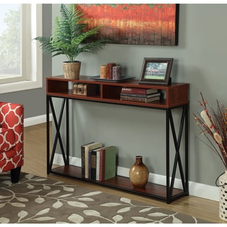 Link to Carbon Loft Ehrlich Deluxe 2-tier Console Similar Items in Living Room Furniture