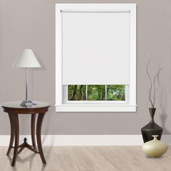 Cords Free Sizeable Room Darkening Tear Down Window Shade by Achim