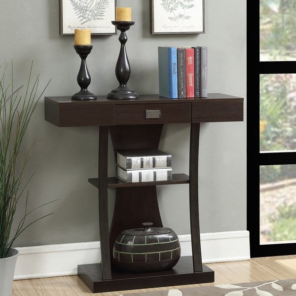 Copper Grove Kherson Brown Metal Console Table. Opens flyout.