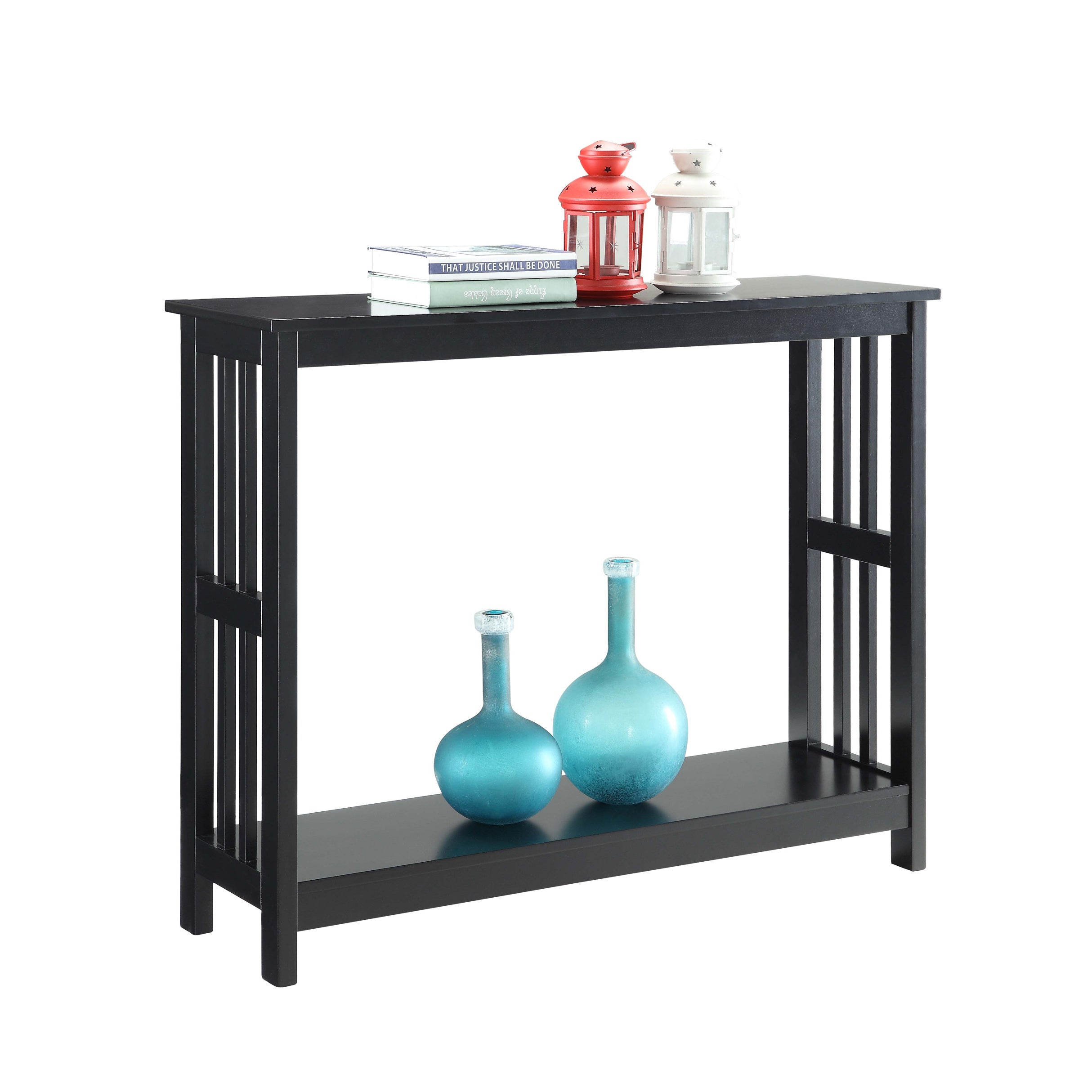 Nice Porch Amp Den Bywater Miro Mission Console Table