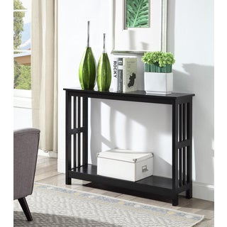 Convenience Concepts Mission Console Table