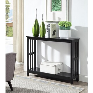 Convenience Concepts Mission Console Table (3 options available)
