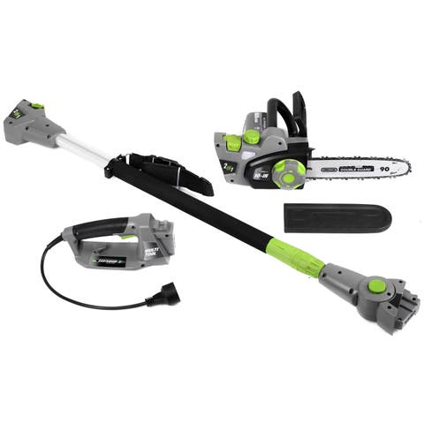 2-in-1 Convertible Pole Chain Saw