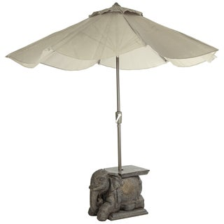 Bombay Outdoors Elephant Umbrella Base