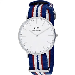 Daniel Wellington Classic Belfast 0213DW Men's White Dial Watch