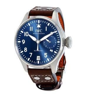 IWC Pilots IW500916 Men's Midnight Blue Dial Watch