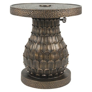 Bombay Outdoors Pineapple Umbrella Accent Table