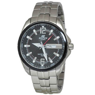 Casio Edifice EF131D-1A1 Men's Black Dial Watch