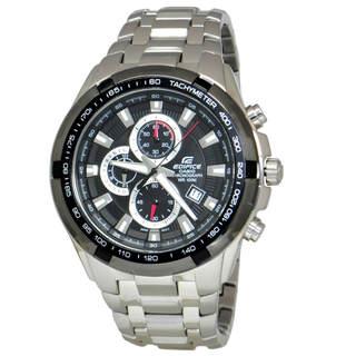Casio Edifice EF539D-1A Men's Black Dial Watch