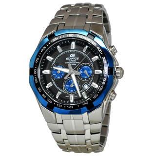Casio Edifice EF540D-1A2 Men's Black Dial Watch