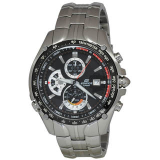 Casio Edifice EF543D-1A Men's Black Dial Watch
