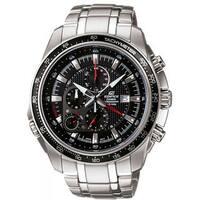 Casio Edifice  Men's Black Dial Watch