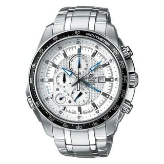 Casio Edifice EF545D-7A Men's White Dial Watch