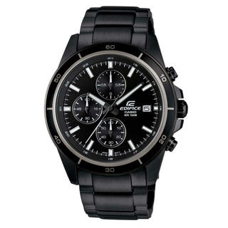 Casio Edifice EFR526BK-1A1 Men's Black Dial Watch