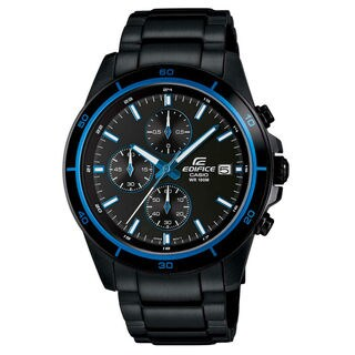 Casio Edifice EFR526BK-1A2 Men's Black Dial Watch