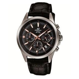 Casio Edifice EFR527L-1A Men's Black Dial Watch