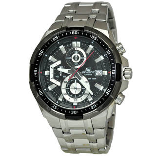 Casio Edifice EFR539D-1A Men's Black Dial Watch