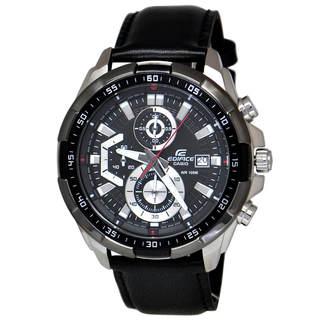 Casio Edifice EFR539L-1AV Men's Black Dial Watch