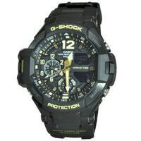 Casio G-Shock  Men's Black Dial Watch