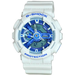 Casio G-Shock GA110WB-7A Men's Blue Dial Watch