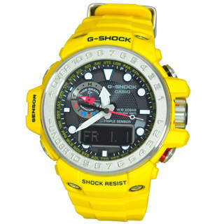 Casio G-Shock GWN1000-9A Men's Black Dial Watch