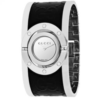 6b6f8f7d318 Gucci Twirl YA112441 Women s Silver Dial Watch