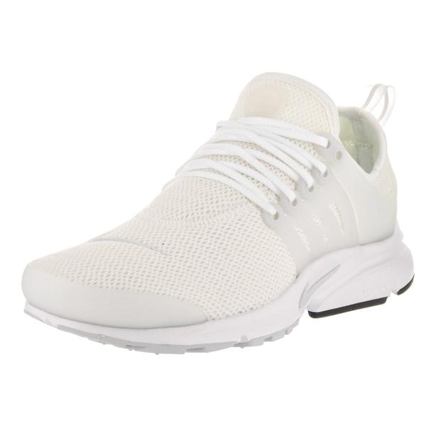 nike air presto white running shoes