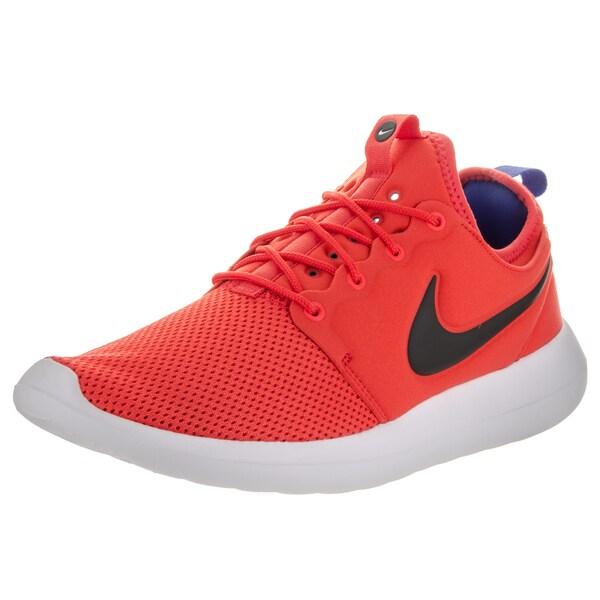 sale retailer 7cfab ba242 Nike Men  x27 s Roshe Two Orange Running Shoes