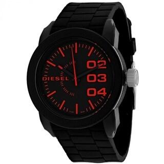 Diesel Double Down DZ1777 Men's Black Dial Watch