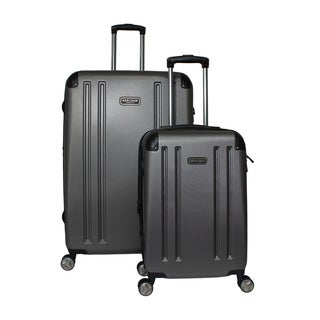 Heritage O'Hare Hardside 2-Piece Lightweight Expandable Spinner Luggage Set