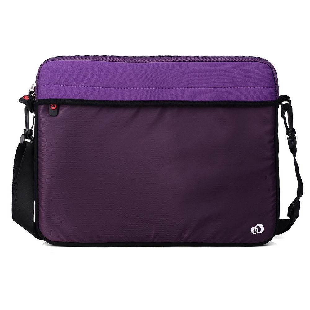 KroO 13.3-Inch Laptop/Tablet Messenger Bag With Removeabl...