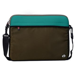 KroO 13.3-Inch Laptop/Tablet Messenger Bag With Removeable Shoulder Strap