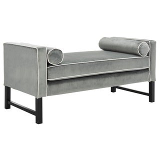 Safavieh Couture High Line Collection Anton Cotton Blend Settee