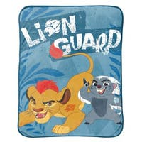 Lion Guard All For One Fleece Throw